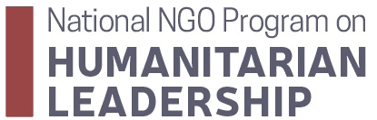 National NGO Program on Humanitarian Leadership E-Learning Course